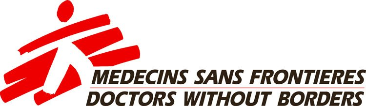 Logo for official event charity Medecins Sans Frontieres